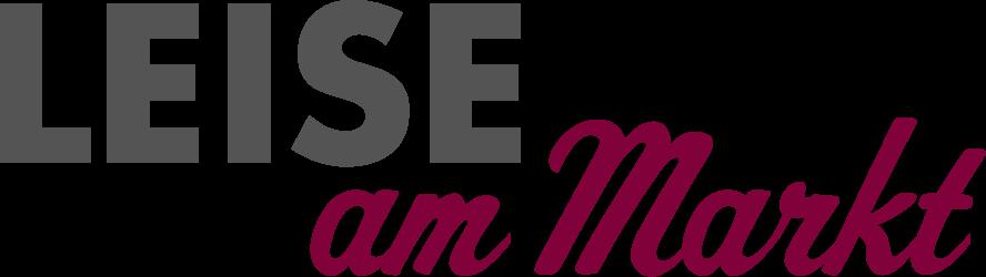Logo_LEISE-am-Markt_RotNeu